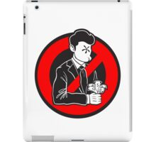 Evil and Greedy Corporation V2 iPad Case/Skin