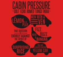 Cabin pressure moments  Kids Clothes