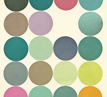 Circles I by Cassia