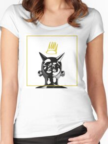Born Sinner Women's Fitted Scoop T-Shirt