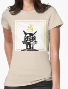 Born Sinner Womens Fitted T-Shirt