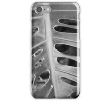 holes iPhone Case/Skin