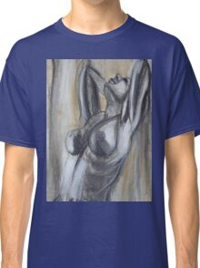 Satisfaction - Female Nude Classic T-Shirt