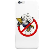 Guess who it is? (no text) iPhone Case/Skin