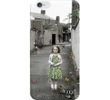 Back Street Play iPhone Case/Skin