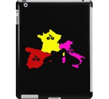 Giro - Tour - Vuelta iPad Case/Skin
