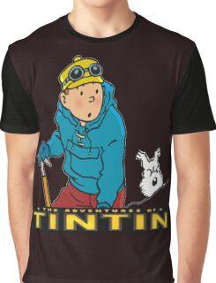 tintin_adventure Graphic T-Shirt
