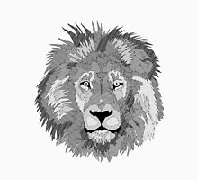 Lion Line Drawing Unisex T-Shirt