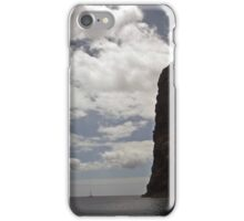 cliff iPhone Case/Skin