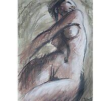 Happy - Female Nude Photographic Print
