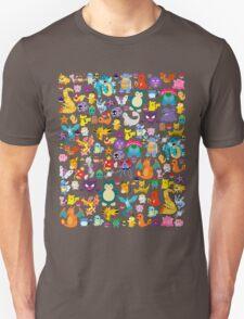 Catch'em all Unisex T-Shirt