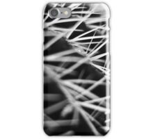 spiky iPhone Case/Skin