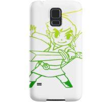 Link, Hero of Time Samsung Galaxy Case/Skin