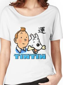 tintin_adventure Women's Relaxed Fit T-Shirt