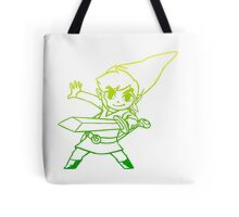 Link, Hero of Time Tote Bag
