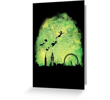 forever lost boys Greeting Card