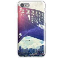 Under the bridge iPhone Case/Skin