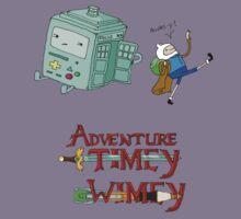 Adventure Timey wimey T-Shirt