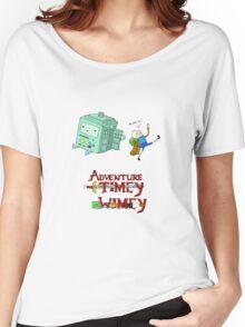 Adventure Timey wimey Women's Relaxed Fit T-Shirt