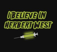 I Believe in Herbert West by huthmonster