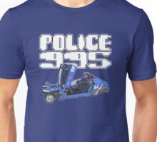 blade runner 955 spinner police car Unisex T-Shirt