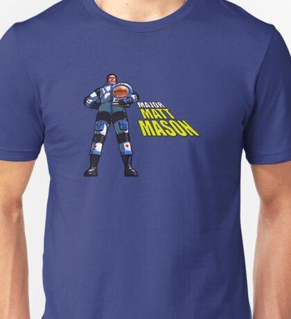 Major Matt Mason Unisex T-Shirt
