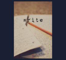 Write One Piece - Short Sleeve