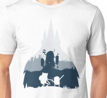 Ice King Silhouette Unisex T-Shirt