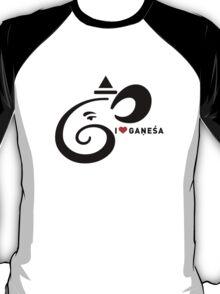 I LUV GANESHA | 02 T-Shirt