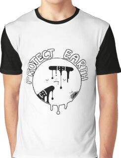 Protect Earth Graphic T-Shirt