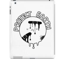 Protect Earth iPad Case/Skin