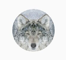 Wolf made of circles Unisex T-Shirt