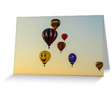 Take to the Sky Greeting Card