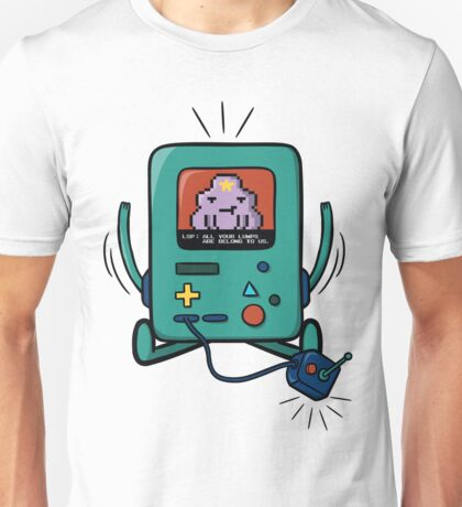 All Your Lumps Are Belong To Us Unisex T-Shirt