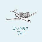 Jumbo Jet by Sophie Corrigan