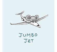 Jumbo Jet Photographic Print