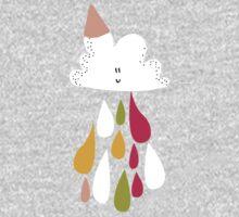 Happy birthday cloud friends.... wtf?? Kids Tee
