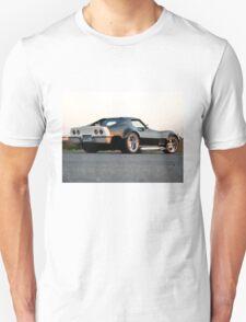 Sunset, Corvette Unisex T-Shirt