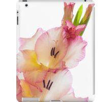 A Simple Gladiolus  iPad Case/Skin