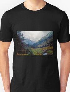 Wind Rivers I T-Shirt