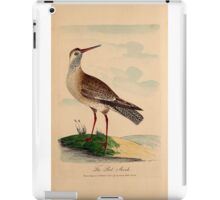 Lord's Entire new system of ornithology, or, Oecumenical history of British birds  iPad Case/Skin