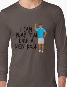 Ken Doll Heart Attack Long Sleeve T-Shirt