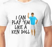 Ken Doll Heart Attack Unisex T-Shirt