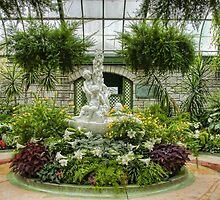 Niagara Falls Greenhouse by Marilyn Cornwell