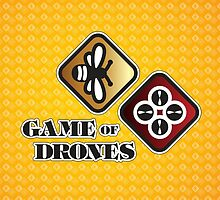 Game of Drones by STEELGRAPHICS
