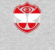 Tomorrowland Austria logo - Austrian - Österreich - Österreicher Unisex T-Shirt