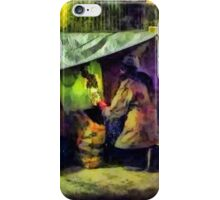 Invisible people iPhone Case/Skin