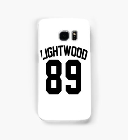 Alec Lightwood's Jersey Samsung Galaxy Case/Skin