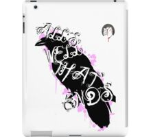 All's Well That Ends iPad Case/Skin