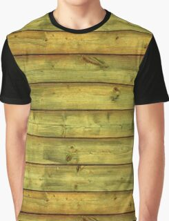 The wooD  Graphic T-Shirt